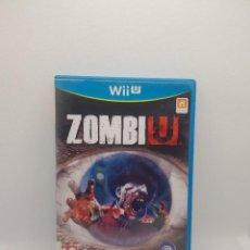 Nintendo Wii U: ZOMBIE U NINTENDO WII U PAL ESP.. Lote 273278168