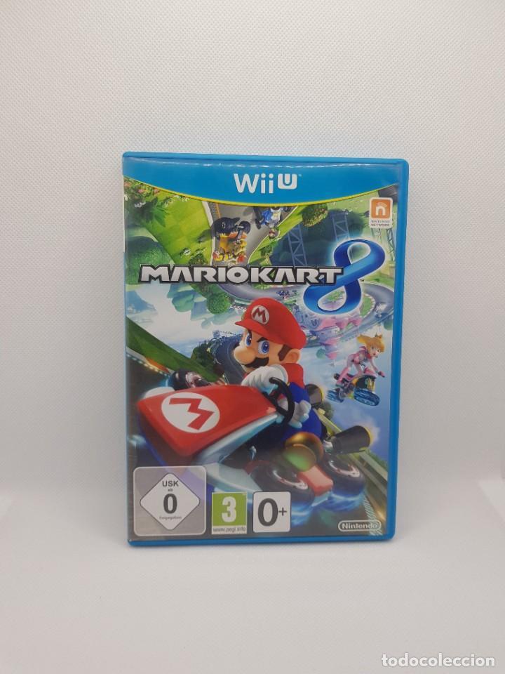 MARIO KART 8 NINTENDO WII U PAL ESP (Juguetes - Videojuegos y Consolas - Nintendo - Wii U)