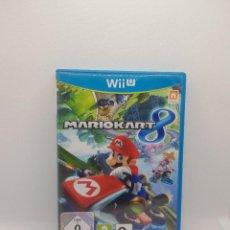 Nintendo Wii U: MARIO KART 8 NINTENDO WII U PAL ESP. Lote 273279058