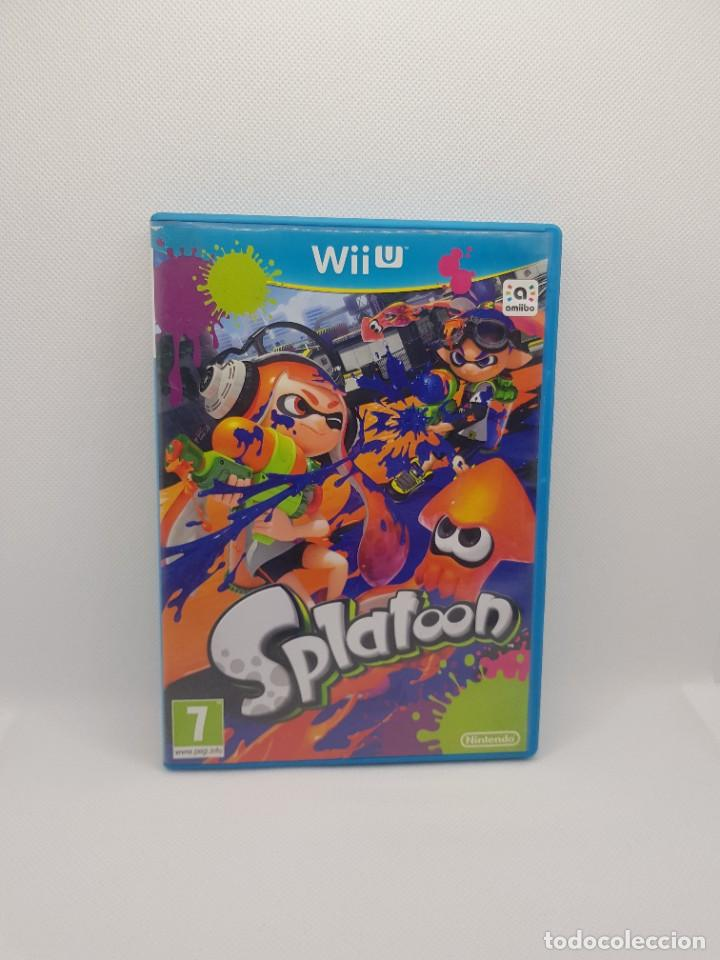SPLATOON WII U PAL ESP. (Juguetes - Videojuegos y Consolas - Nintendo - Wii U)