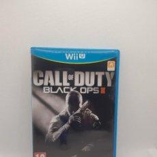 Nintendo Wii U: CALL OF DUTY BLACK OPS 2 WII U. Lote 273283033