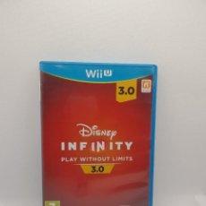Nintendo Wii U: DISNEY INFINITY 3.0 WII U PLAY WITHOUT LIMITS PAL. Lote 273283998