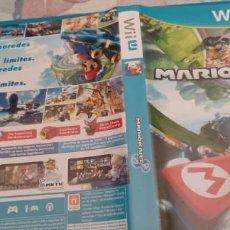 Nintendo Wii U: MARIO KART 8 NINTENDO WII U PAL ESP. Lote 273523333