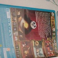 Nintendo Wii U: KUNG FU PANDA CONFRONTACION DE LEYENDAS LEGENDARIAS PAL ESP WII U. Lote 273525468