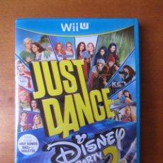 Nintendo Wii U: JUST DANCE DISNEY PARTY 2 (NINTENDO WII U). Lote 273773773