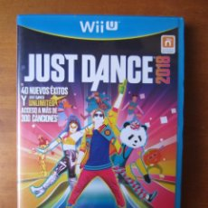 Nintendo Wii U: JUST DANCE 2018 (NINTENDO WII U). Lote 273947858