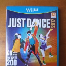 Nintendo Wii U: JUST DANCE 2017 (NINTENDO WII U). Lote 273948973