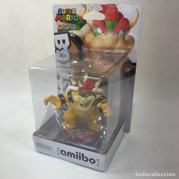 NINTENDO AMIIBO - YOSHIS WOOLLY WORLD - LIGHT-BLUE YARN YOSHI - NUEVO SIN ABRIR (Juguetes - Videojuegos y Consolas - Nintendo - Wii U)