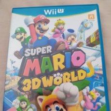 Nintendo Wii U: SUPER MARIO 3D WORLD WII U. Lote 278189823