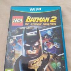 Nintendo Wii U: LEGO BATMAN 2 WII U. Lote 278189953