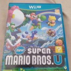 Nintendo Wii U: MARIO BROS WII U. Lote 278190543
