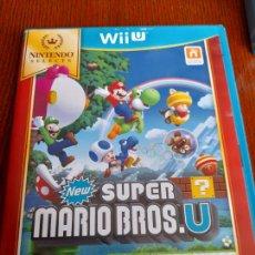 Nintendo Wii U: WII U SUPER MARIO BROS U NINTENDO WIIU. Lote 285085173