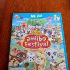 Nintendo Wii U: WII U AMIBO FESTIVAL NINTENDO WIIU. Lote 285085253