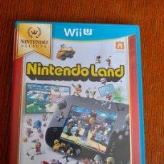 Nintendo Wii U: WII U NINTENDOLAND NINTENDO WIIU NINTENDOLAND. Lote 285085718