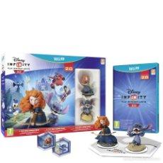 Nintendo Wii U: DISNEY INFINITY 2.0 TOY BOX COMBO - WII U. Lote 285828548