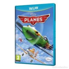 Nintendo Wii U: DISNEY PLANES EL VIDEJOUEGO - WII U. Lote 285828568