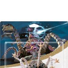 Nintendo Wii U: AMIIBO LINK GUARDIAN (COL. ZELDA) - WII U. Lote 285828573