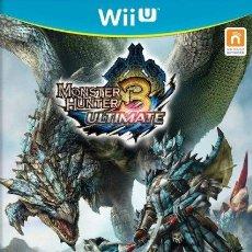 Nintendo Wii U: MONSTER HUNTER 3 ULTIMATE - WII U. Lote 285828588