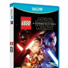 Nintendo Wii U: LEGO STAR WARS EL DESPERTAR DE LA FUERZA - WII U. Lote 285828598
