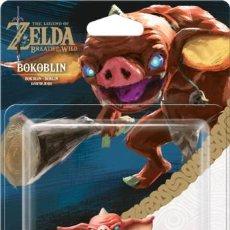 Nintendo Wii U: AMIIBO LINK BOKOBLIN (COL. ZELDA) - WII U. Lote 285828623