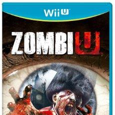 Nintendo Wii U: ZOMBIU - WII U. Lote 285828638