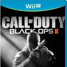 Nintendo Wii U: CALL OF DUTY BLACK OPS 2 - WII U. Lote 285828643
