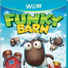 Nintendo Wii U: FUNKY BARN - WII U. Lote 285828688