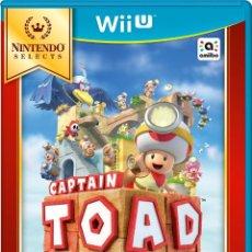 Nintendo Wii U: CAPTAIN TOAD TREASURE TRACKER SELECTS - WII U. Lote 285828748