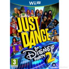 Nintendo Wii U: JUST DANCE DISNEY PARTY 2 - WII U. Lote 285828878