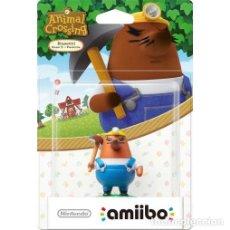 Nintendo Wii U: AMIIBO ANIMAL CROSSING RESE T. ADO - WII U. Lote 285828983