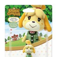 Nintendo Wii U: AMIIBO CANELA EDICIÓN VERANO - WII U. Lote 285828733