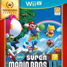 Nintendo Wii U: NEW SUPER MARIO U + LUIGI U SELECTS - WII U. Lote 285828893
