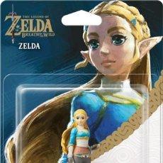 Nintendo Wii U: FIGURA AMIIBO ZELDA SCHOLAR - WII U. Lote 285828943