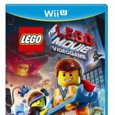 Nintendo Wii U: THE LEGO MOVIE VIDEOGAME - WII U. Lote 285829013