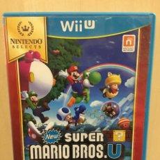 Nintendo Wii U: NEW SUPER MARIO U + LUIGI U SELECTS - WII U (2ª MANO - BUENO). Lote 288425628