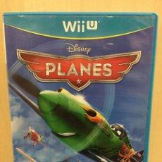 Nintendo Wii U: DISNEY PLANES EL VIDEJOUEGO - WII U (2ª MANO - BUENO). Lote 288425668