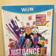Nintendo Wii U: JUST DANCE 2019 - WII U (2ª MANO - BUENO). Lote 288425703