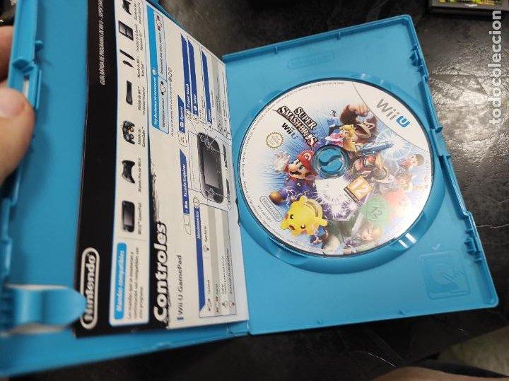 Nintendo Wii U: WII U SUPER SMASH BROS NINTENDO WIIU PAL ESP - Foto 2 - 288565213