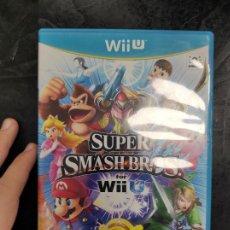 Nintendo Wii U: WII U SUPER SMASH BROS NINTENDO WIIU PAL ESP. Lote 288565213