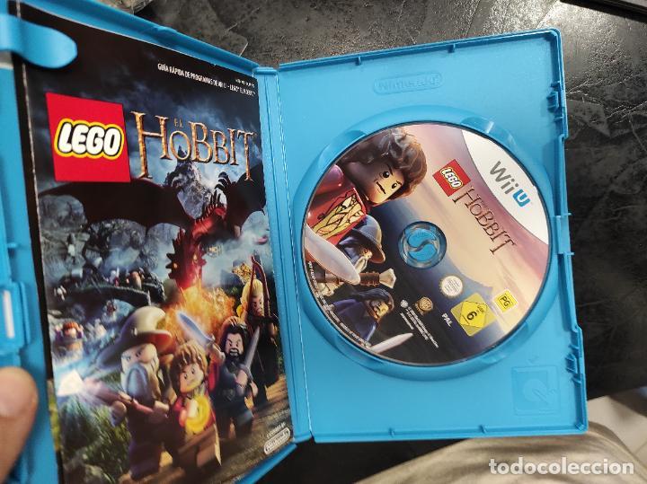 Nintendo Wii U: LEGO El Hobbit - Wii U Nintendo - Foto 2 - 288565303