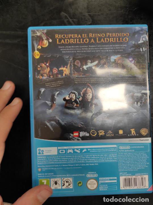Nintendo Wii U: LEGO El Hobbit - Wii U Nintendo - Foto 3 - 288565303