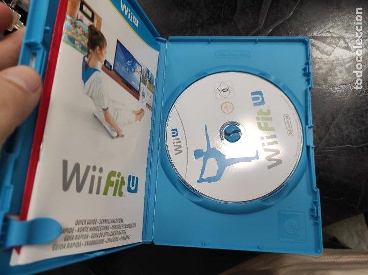 Nintendo Wii U: Wii Fit U (no incluye podómetro/Fit Meter) Wiiu Nintendo - Foto 2 - 288565403