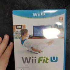 Nintendo Wii U: WII FIT U (NO INCLUYE PODÓMETRO/FIT METER) WIIU NINTENDO. Lote 288565403