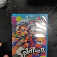 Nintendo Wii U: WII U SPLATOON NINTENDO WIIU NINTENDO. Lote 288565503