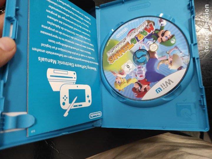 Nintendo Wii U: Mario Tennis Ultra Smash - Wii U - Foto 2 - 288565608