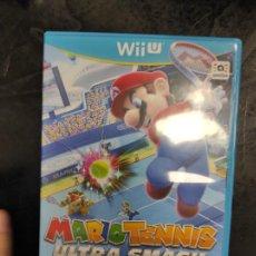Nintendo Wii U: MARIO TENNIS ULTRA SMASH - WII U. Lote 288565608