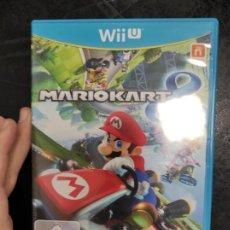 Nintendo Wii U: MARIO KART 8 NINTENDO WII U PAL ESP. Lote 288565653