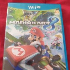 Nintendo Wii U: MARIO KART 8 WII U. Lote 290014583