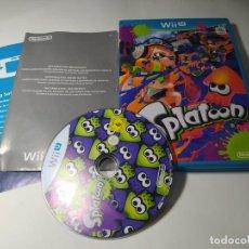 Nintendo Wii U: SPLATOON ( NINTENDO WII U - PAL - ESP). Lote 290841198