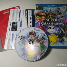 Nintendo Wii U: SUPER SMASH BROS. FOR WII U ( NINTENDO WII U - PAL - ITALIA) CON ESPAÑOL!. Lote 290841423